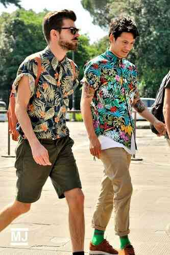 The guide to wearing a hawaiian shirt l gkvbn8