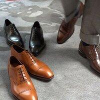 メンズ革靴・ビジネスシューズの種類徹底解説【フォーマルからカジュアルまで】