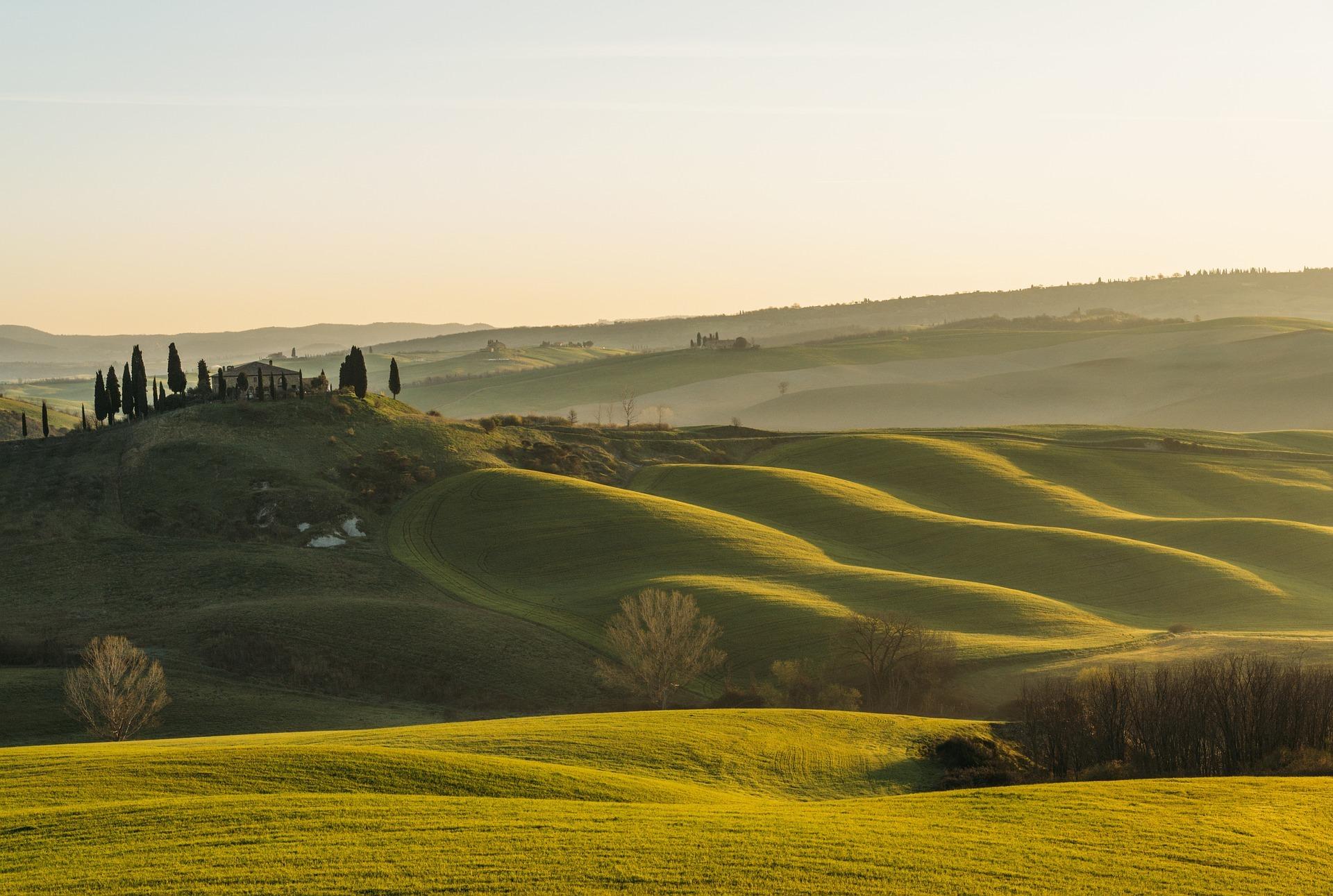 イタリアの田舎を満喫できるアグリツーリズモを体験しよう!