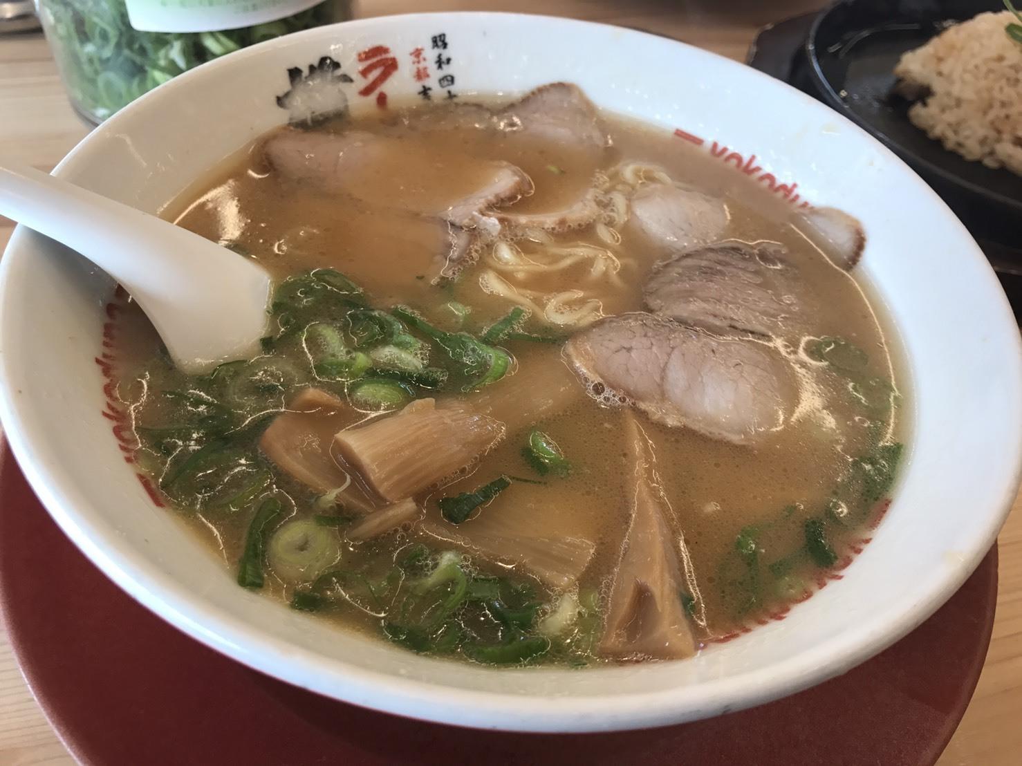 地元民が選ぶ!京都市内の本当に美味しいラーメン屋10選