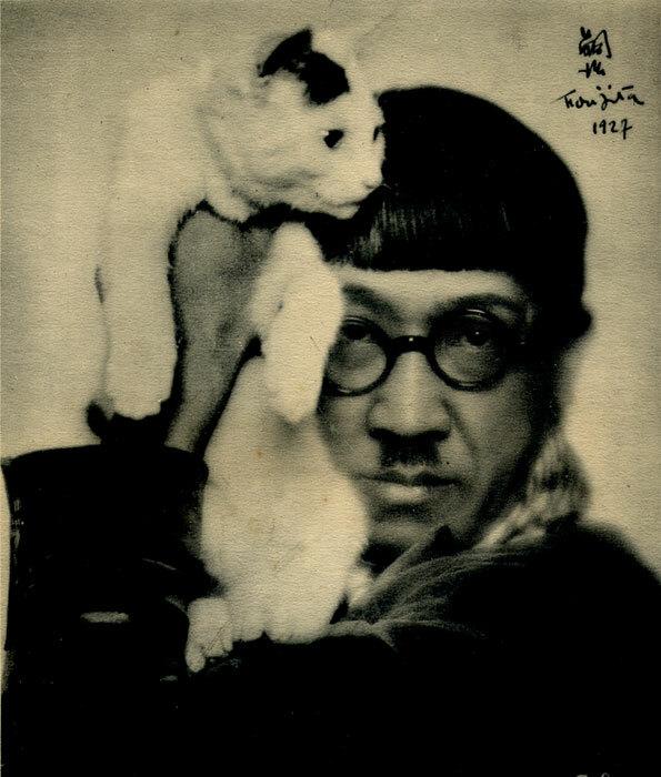 【ランス美術館展】パリの日本人、レオナール・フジタとは?