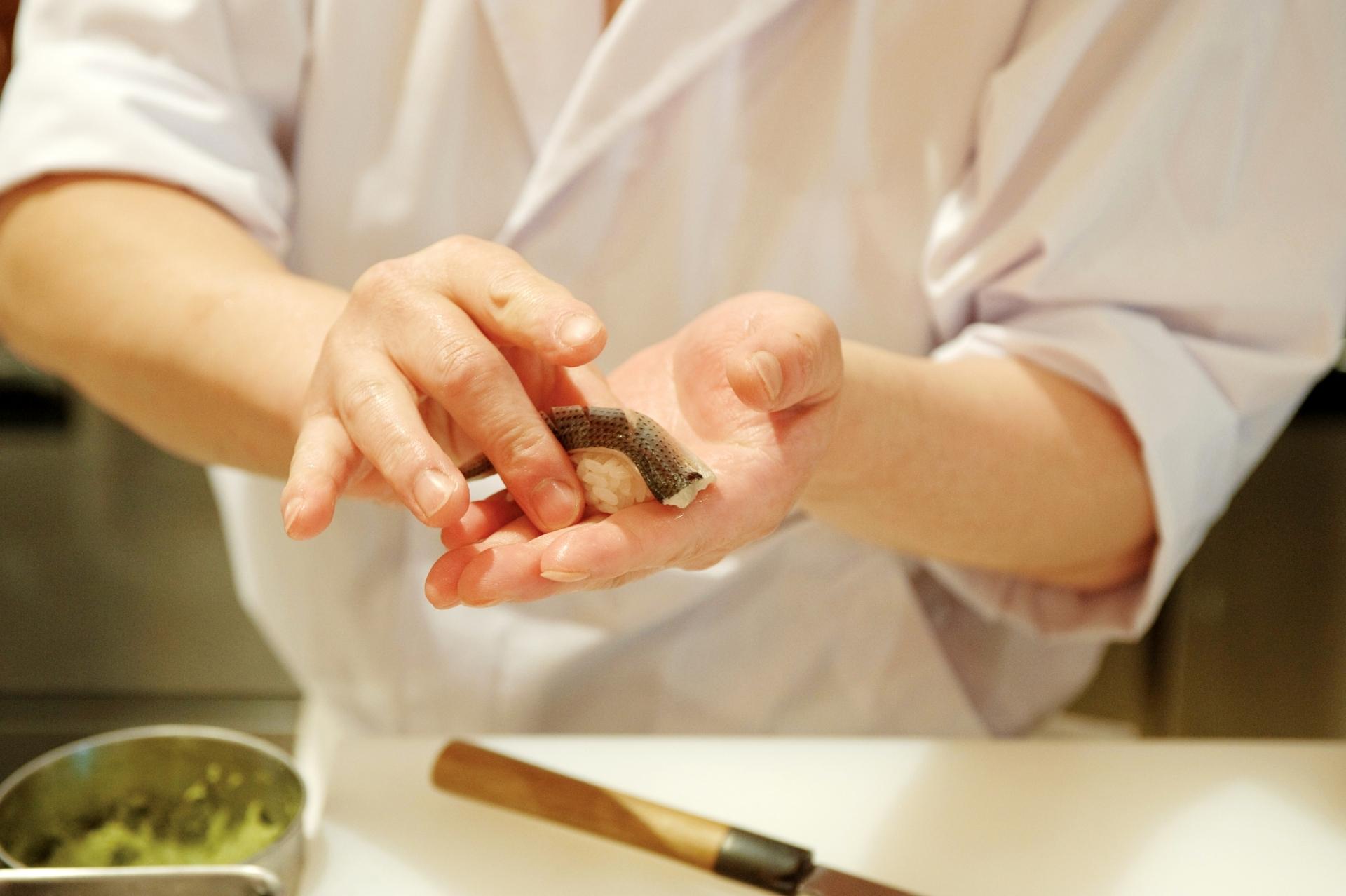 日本海を食べ尽くす!金沢を代表する一流の寿司屋をご紹介