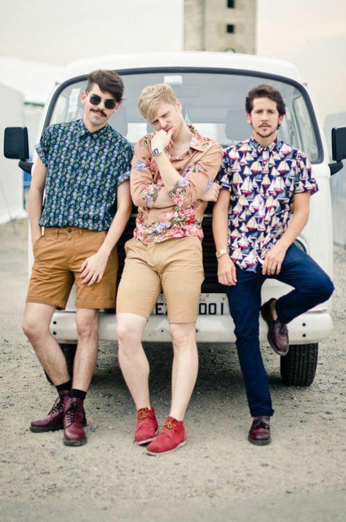夏に真似したいアロハシャツを用いたコーディネート集【メンズ】