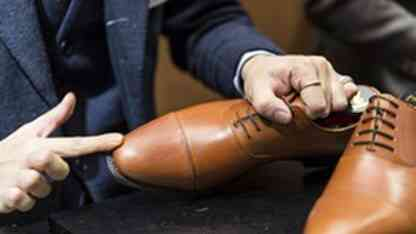 「靴磨き選手権大会2019」の本選が銀座三越で開催【2月16日】