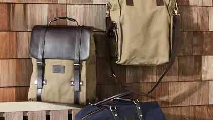 Brooks Brothersから新キャンバスバッグコレクションが登場