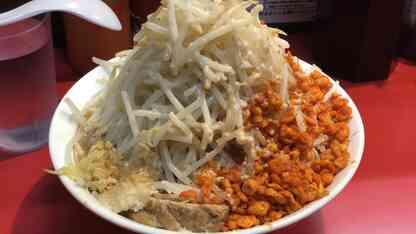 東京都内の本当に美味しい二郎インスパイア系の名店おすすめ10選