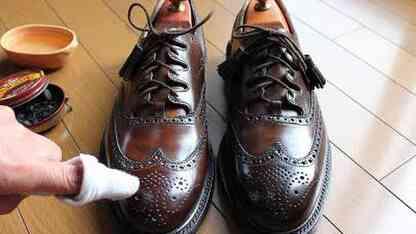 【ブーツからスエード靴まで】種類別レザーシューズのお手入れ方法徹底解説