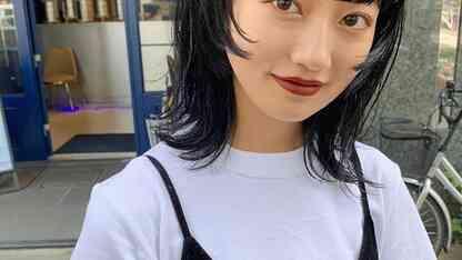 ワイドバングのおすすめ髪型・ヘアアレンジ【レングス別】
