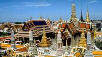 アジア屈指の観光地、タイの首都バンコクの定番観光コース