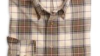 逆に大人っぽい?キレイめカジュアルなチェックシャツ5選